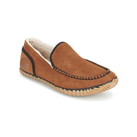 Sorel SOREL DUDE MOC women's Slippers in Brown
