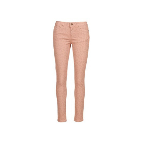 Betty London CLANA women's Trousers in Pink