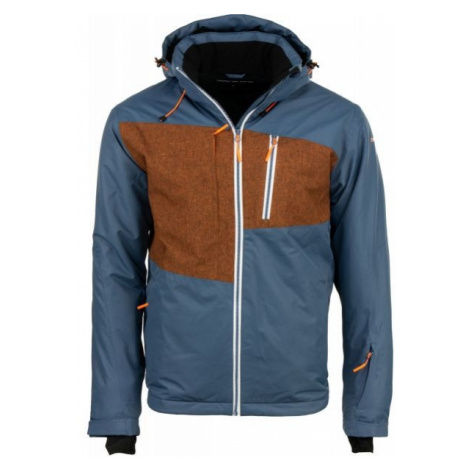 ALPINE PRO LORES blue - Men's ski jacket