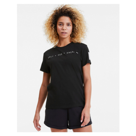 Puma Only See Great T-shirt Black