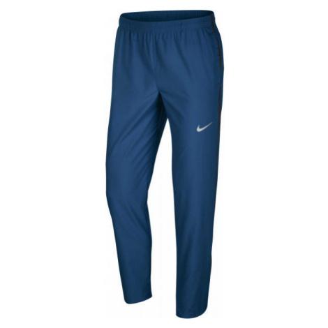Nike RUN STRIPE WOVEN PANT M dark blue - Men's running pants