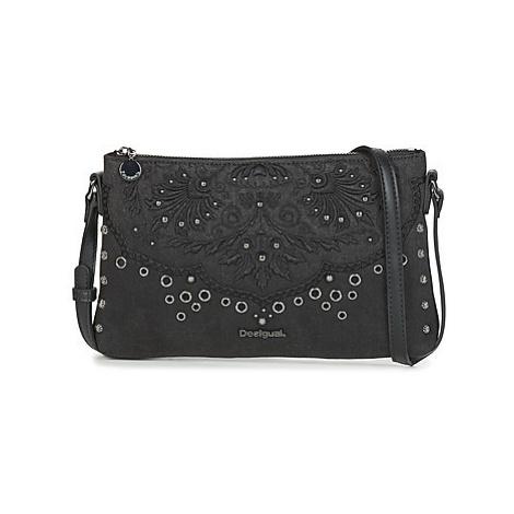 Desigual MAIKAS DURBAN women's Shoulder Bag in Black