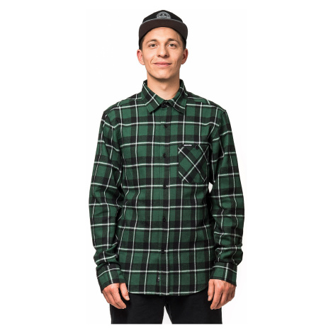 shirt Horsefeathers Rashid LS - Pine - men´s