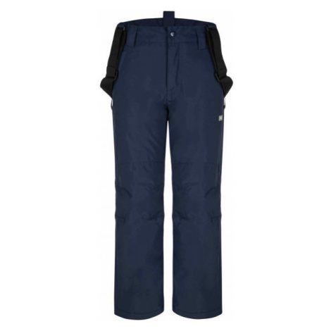 Loap FUXI blue - Children's ski trousers