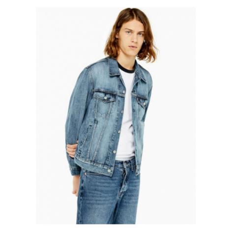 Mens Levi'S Blue Heritage Trucker Jacket, Blue Levi´s