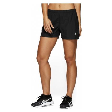 Asics SILVER 4IN SHORT black - Women's shorts