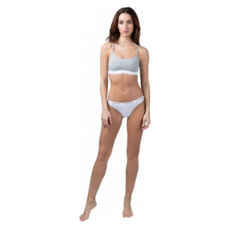 Calvin Klein 3PK THONG white - Women's underpants