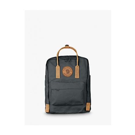 Fjällräven Kanken 2 Leather Trim Backpack
