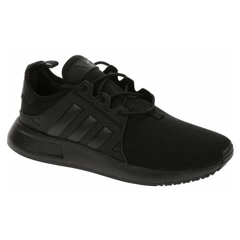shoes adidas Originals X Plr J - Core Black/Core Black/Core Black - unisex junior