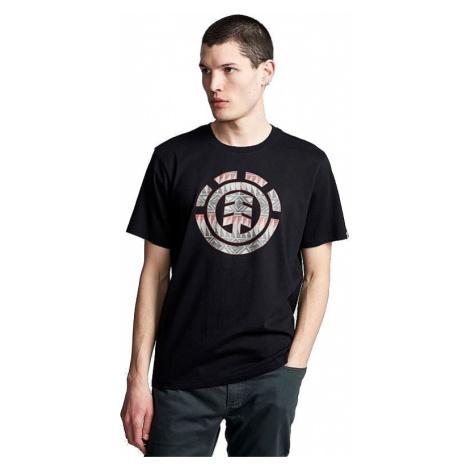 T-Shirt Element Seeker Icon - Flint Black - men´s