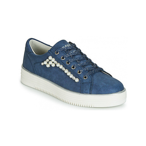 Xti 48894 women's Shoes (Trainers) in Blue