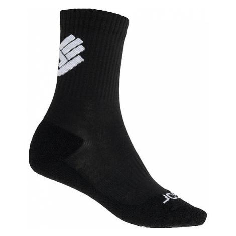 socks Sensor Race Merino - Black
