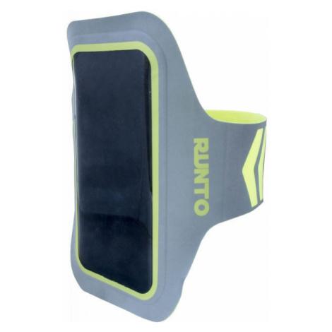 Runto RT-FIX-CASE yellow - Running phone case