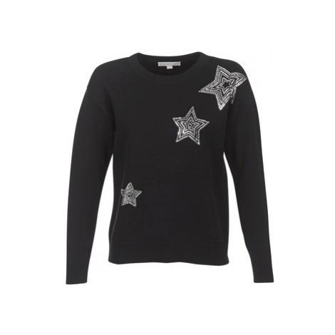 MICHAEL Michael Kors STAR SWTR EU women's Sweater in Black
