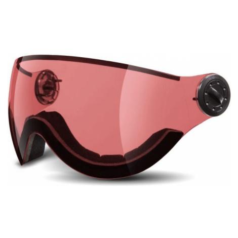 Etape VISOR MIRROR pink - Helmet visor