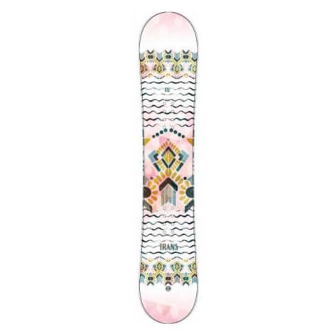 TRANS CU GIRL VARIOROCKER - Women's snowboard