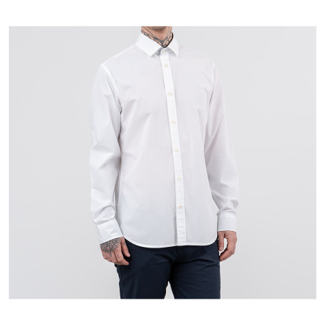 SELECTED Slim Fit Shirt White