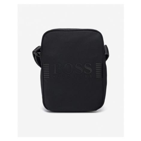 BOSS Pixel Cross body bag Black Hugo Boss