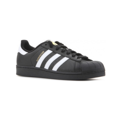Adidas Adidas Superstar Foundation B27140 men's Shoes (Trainers) in Black