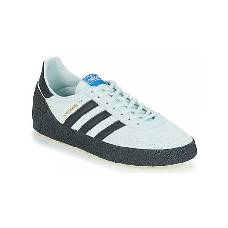 Adidas MONTREAL 76 men's Shoes (Trainers) in White