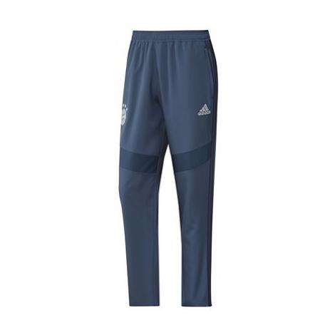 FC Bayern Woven Pant - Navy Adidas