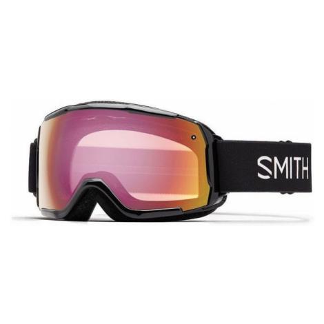 Smith GROM black - Kids' ski goggles