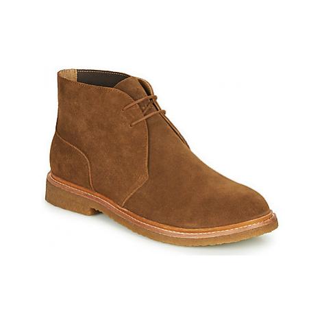 Polo Ralph Lauren 803673467-006 men's Mid Boots in Brown