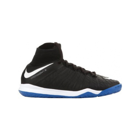 Nike JR Hypervenomx Proximo 2 852602-002 boys's Children's Shoes (High-top Trainers) in Black