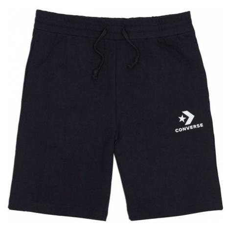 Converse STAR CHEVRON KNIT SHORT black - Men's shorts