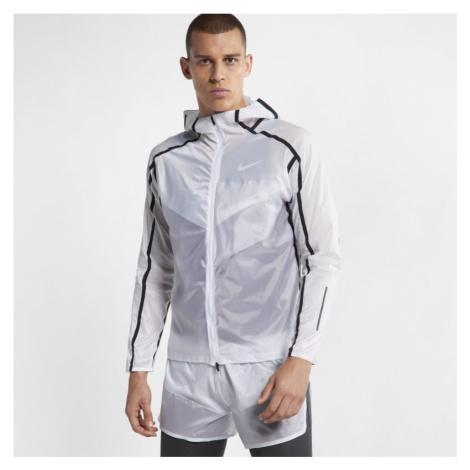 Nike Tech Pack Men's Running Jacket - White