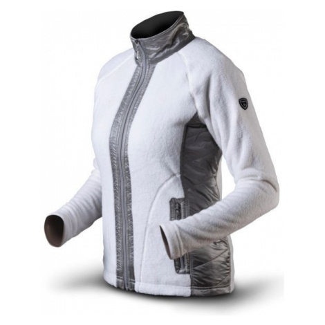 TRIMM FLOWERS gray - Women's sweatshirt