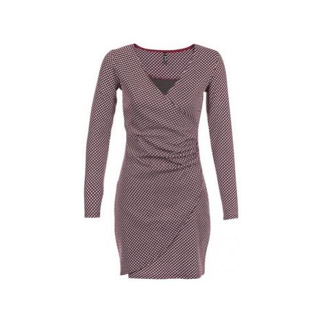Smash AVELINA women's Dress in Bordeaux