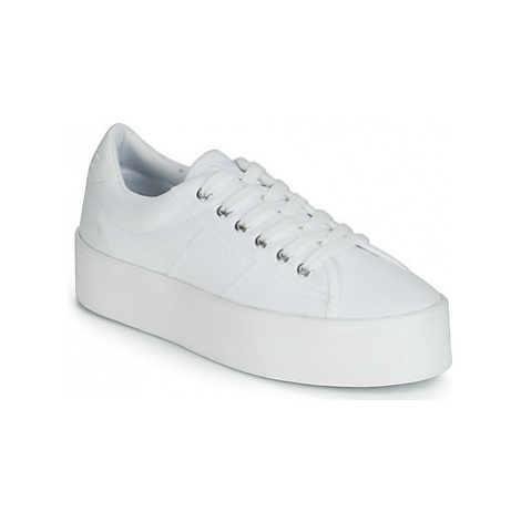 No Name PLATO SNEAKER women's Shoes (Trainers) in White
