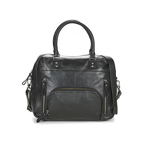 Nat et Nin MACY women's Shoulder Bag in Black Nat & Nin