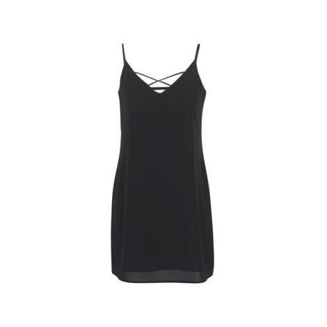 Moony Mood IGARA women's Dress in Black