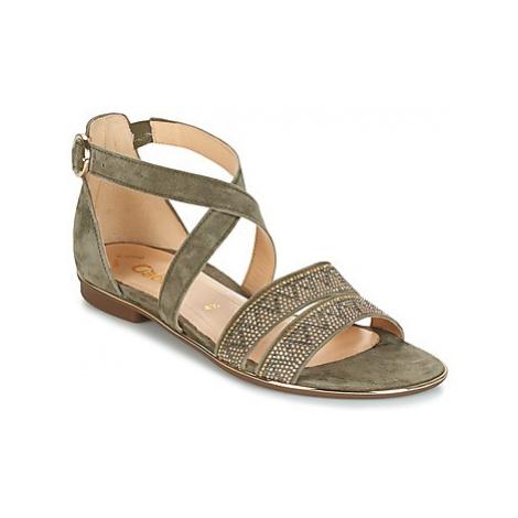 Gabor SOLPA women's Sandals in Green