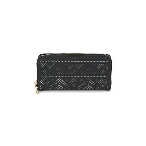 Moony Mood HININI women's Purse wallet in Black