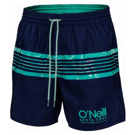O'Neill PM CALI STRIPE SHORTS black - Men's water shorts