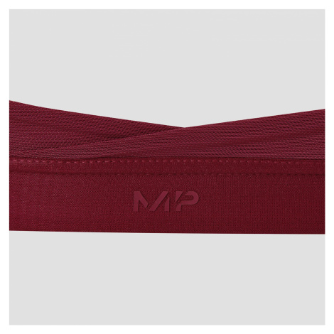 MP Women's Power Mesh Sports Bra - Oxblood Myprotein