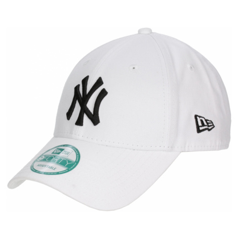 cap New Era 9FO League Basic MLB New York Yankees - White/Black