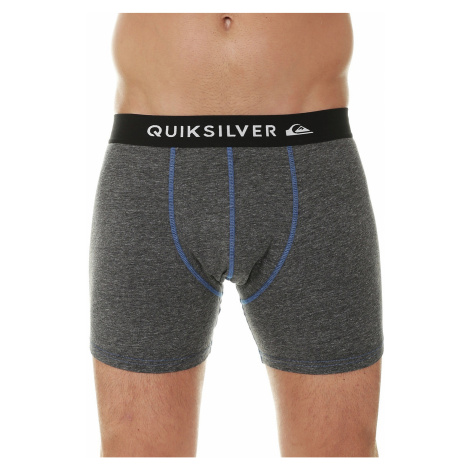 boxer shorts Quiksilver Boxer Edition - KYFH/Dark Charcoal Heather