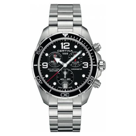 Certina DS Action Chronometer Precidrive Bracelet Watch