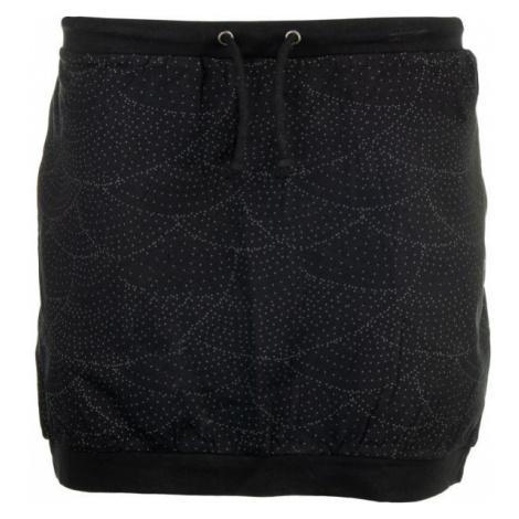 ALPINE PRO JAINA black - Women's skirt