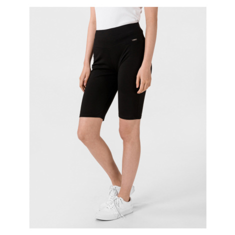 Guess Ombra Pedal Shorts Black