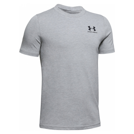 Under Armour Kids T-shirt Grey