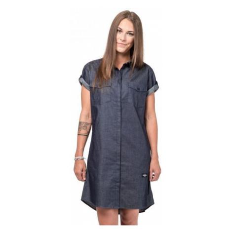Horsefeathers KARLEE DRESS dark gray - Women's dress