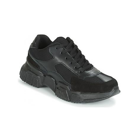 Yurban JILIBELLE women's Shoes (Trainers) in Black