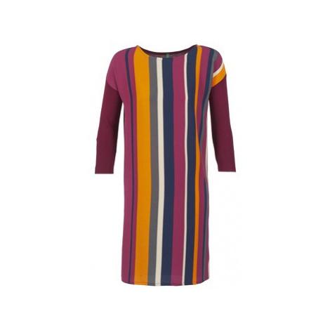 Benetton VAGODA women's Dress in Multicolour United Colors of Benetton