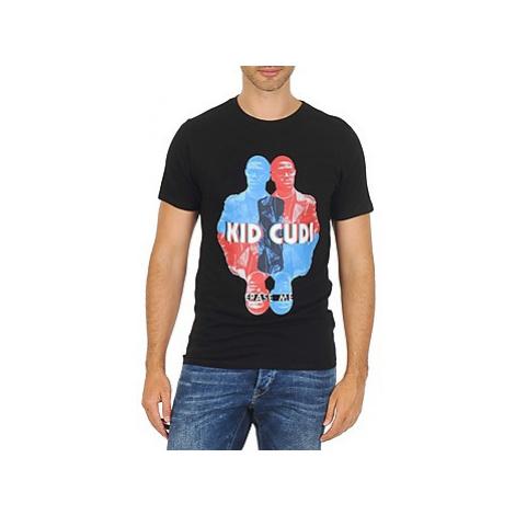 Eleven Paris KIDC M men's T shirt in Black