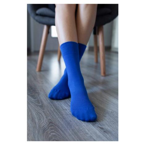 Barefoot Socks - Crew - Blue 43-46